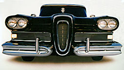 1958 Edsel button